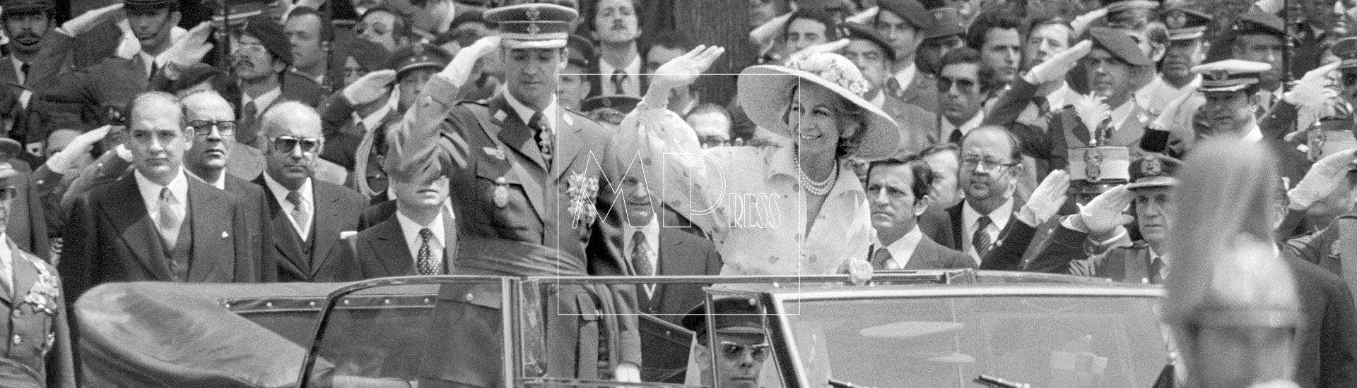 investidura del Rey Juan Carlos I
