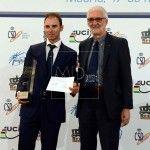premios del UCI World Tour en Madrid