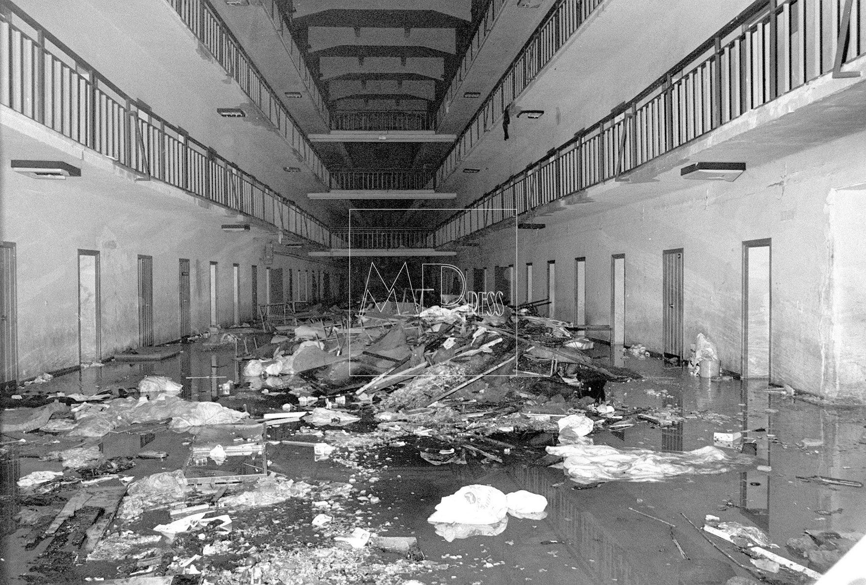 Motín cárcel de Carabanchel