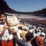 Mascota de Barcelona en Olimpiada de Corea