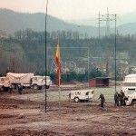 Militares españoles en Bosnia