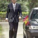 Zapatero presidente llega a Moncloa