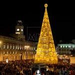 Reloj de la Puerta del Sol de Madrid del relojero, José Rodríguez Losada