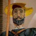 El quijote de mazapán