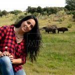 Bailando con Bisontes